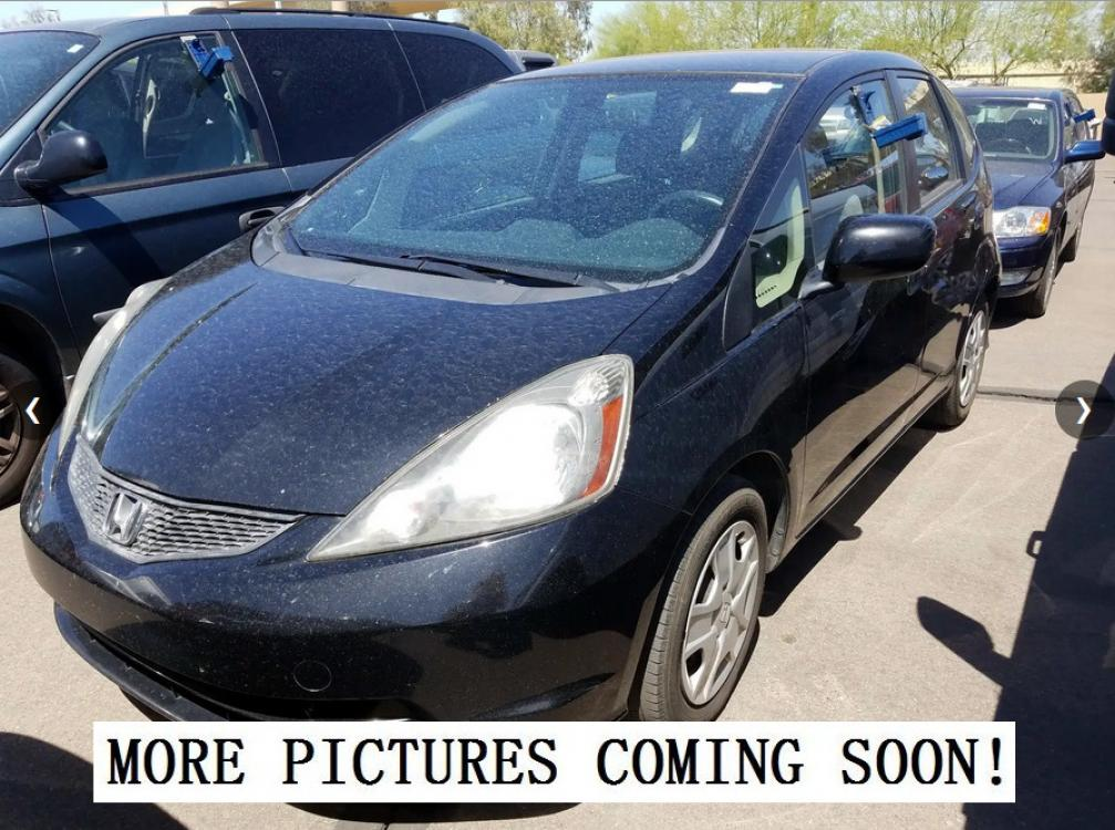 2012 Crystal Black Pearl /Gray Cloth Honda Fit (JHMGE8G38CS) with an 1.5L 4 Cyl. engine, Manual transmission, located at 801 South State Street, Salt Lake City, UT, 84111, (801) 328-0098, 40.751953, -111.888206 - Photo #0