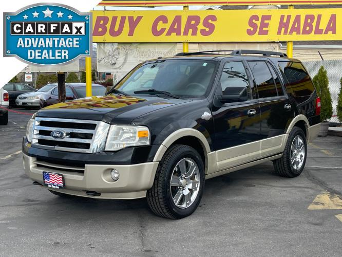 2010 Ford Expedition King Ranch 4WD #A88041