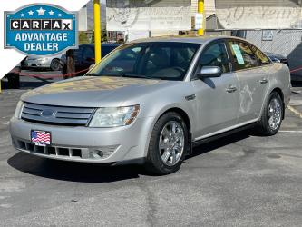 2008 Ford Taurus Limited #111042
