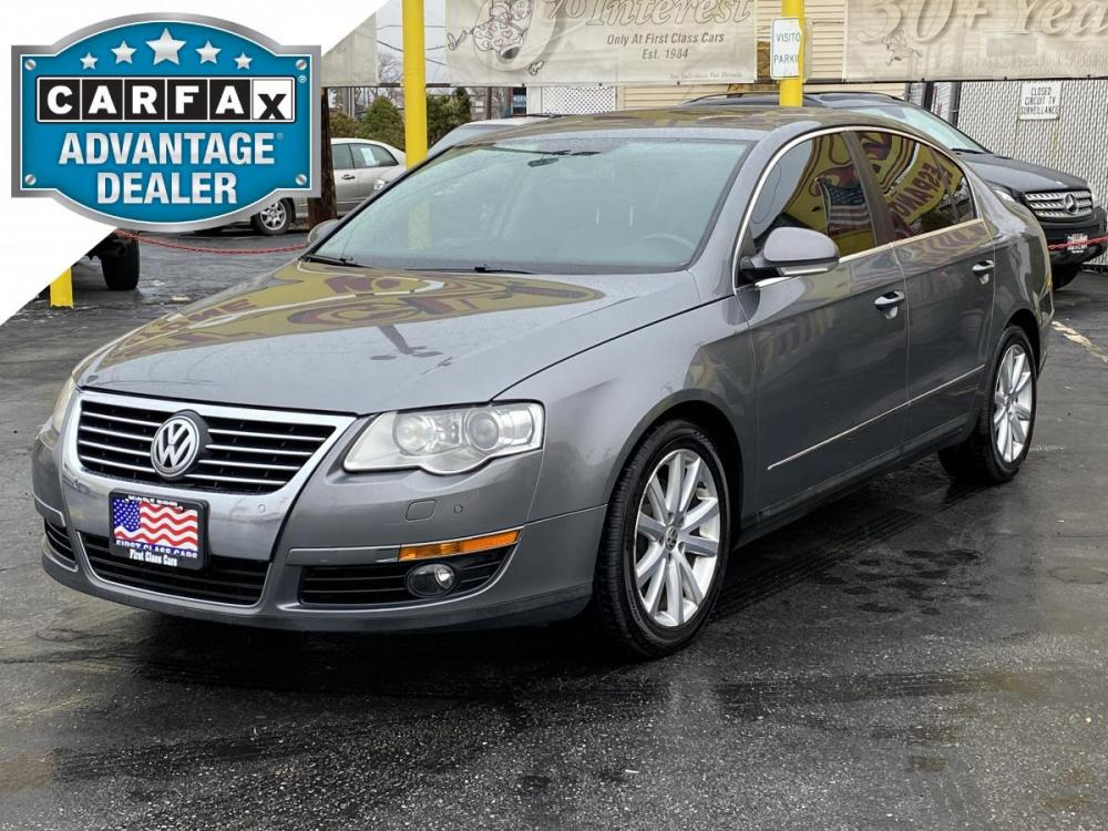 2006 Platinum Gray Metallic /Gray Leather Volkswagen Passat 3.6L (WVWCU73CX6P) with an 3.6L V6 engine, Automatic transmission, located at 801 South State Street, Salt Lake City, UT, 84111, (801) 328-0098, 40.751953, -111.888206 - Photo #0