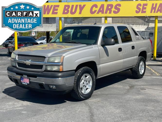 2005 Chevrolet Avalanche LS 1500 #105418