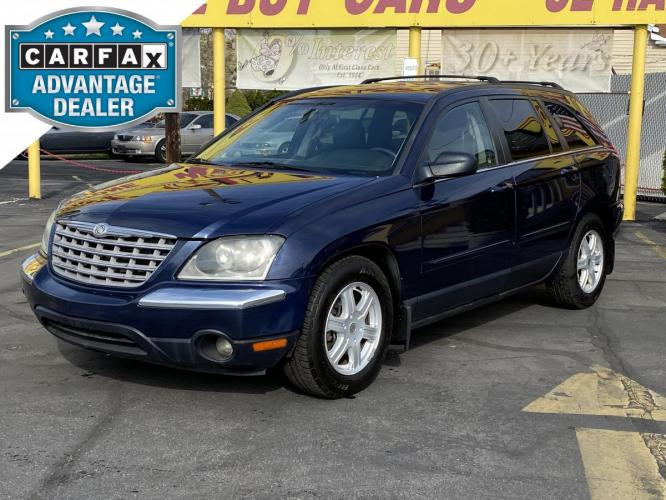 2005 Chrysler Pacifica Touring AWD #653775