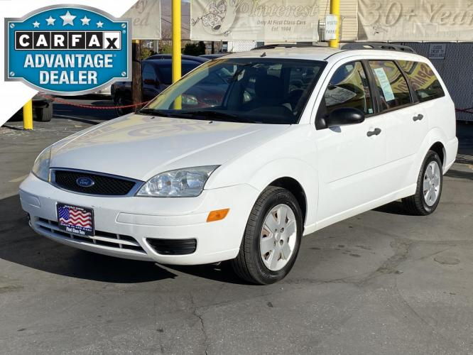 2006 Ford Focus Wagon ZXW SE #248668