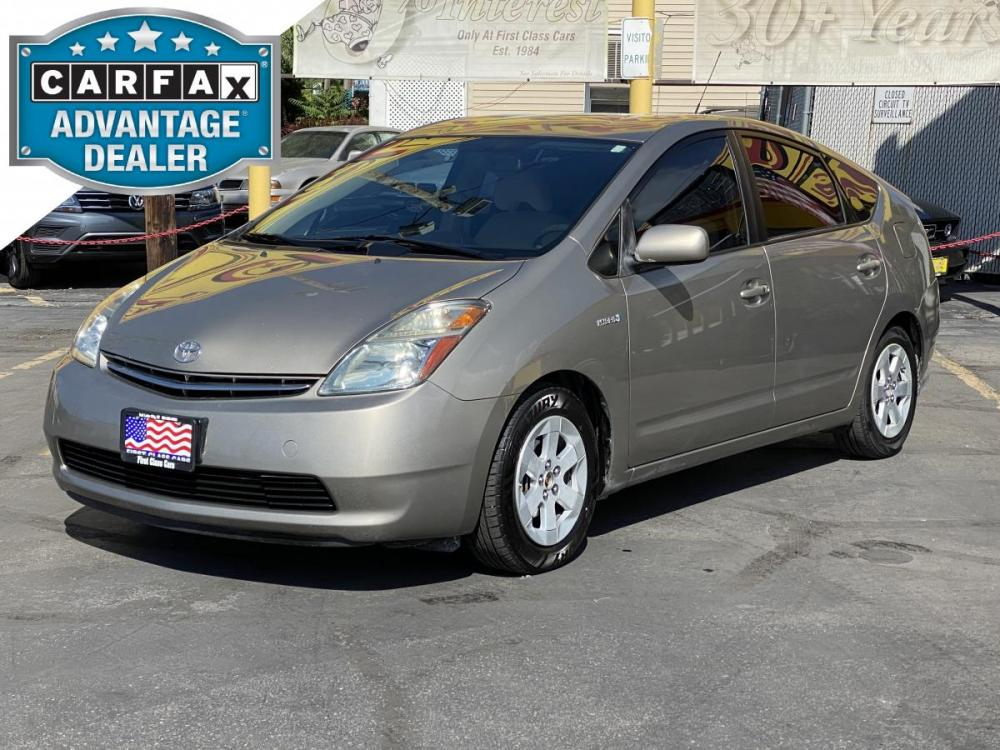 2008 Driftwood Pearl /Tan Cloth Toyota Prius (JTDKB20U383) with an 1.5L I4 engine, Automatic transmission, located at 801 South State Street, Salt Lake City, UT, 84111, (801) 328-0098, 40.751953, -111.888206 - Photo #0