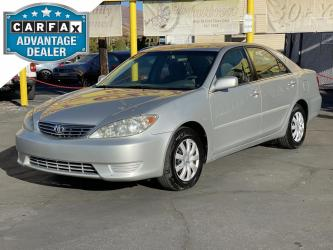 2006 Toyota Camry LE #113312